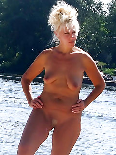 Mature Women On Nude Beach