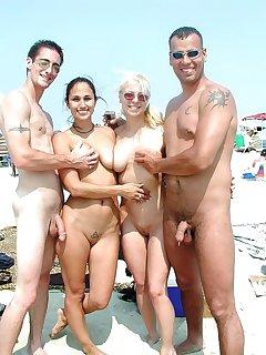 Dirty Swingers Beach Pics