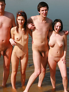 Dirty Swingers Beach Pics