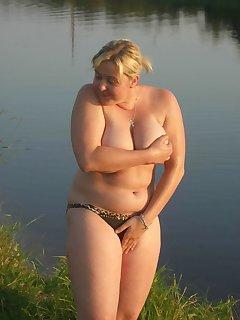 Fat Nudist Colony Pics